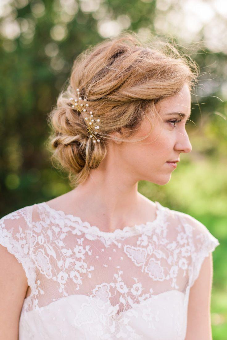 85 best wedding hair & makeup images on pinterest