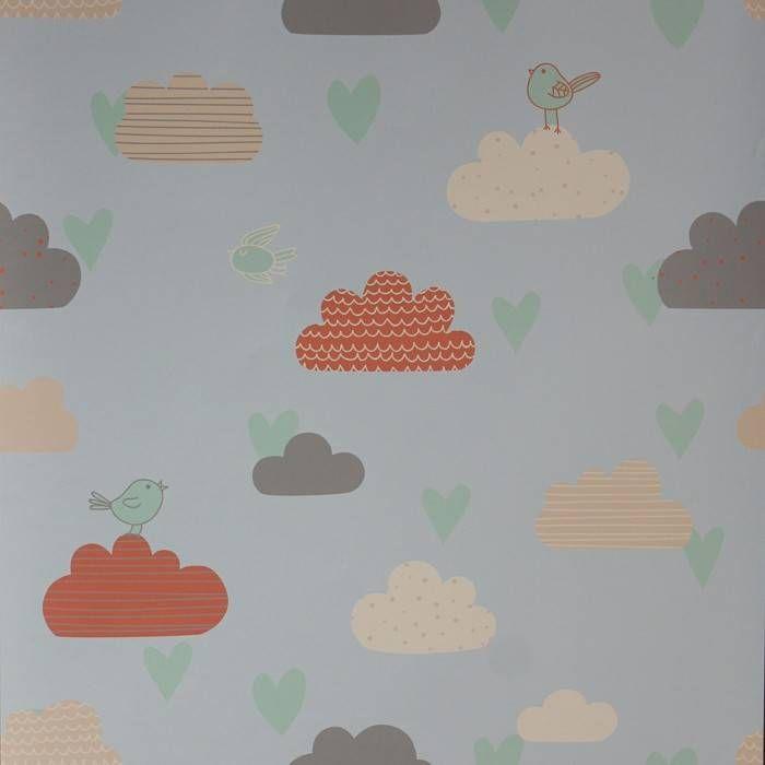 17 melhores ideias sobre Papel De Parede Nuvens no Pinterest  Parede de arte