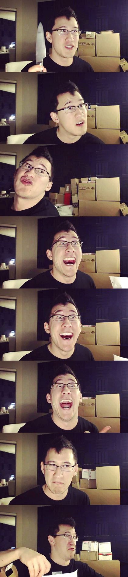 Printscreen-of-Markiplier#3 by ~Lonessy on deviantART -- [Official fangirl now. Sorry, Pinteresters, but this guy is awesome and you're gonna see more pics of him. HAHAHA.]