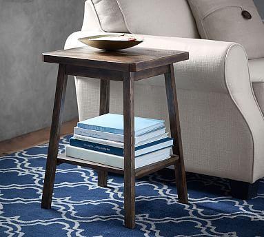 Mateo Side Table #potterybarn #mypotterybarn #mypotterybarn