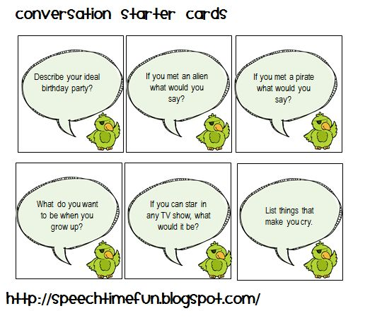 how to make palm cards for a speech