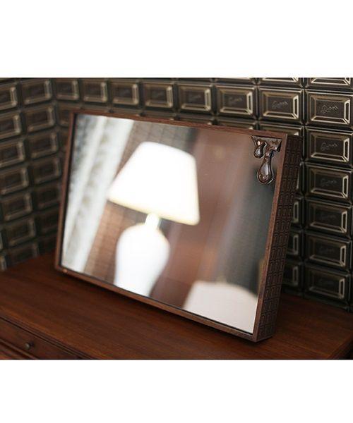 【不思議なテレビ】えっ、これがテレビ!? 電源オフでミラーになるんだってぇ!