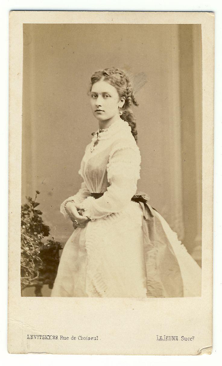 Princess Louise Daughter of Queen Victoria  1860s