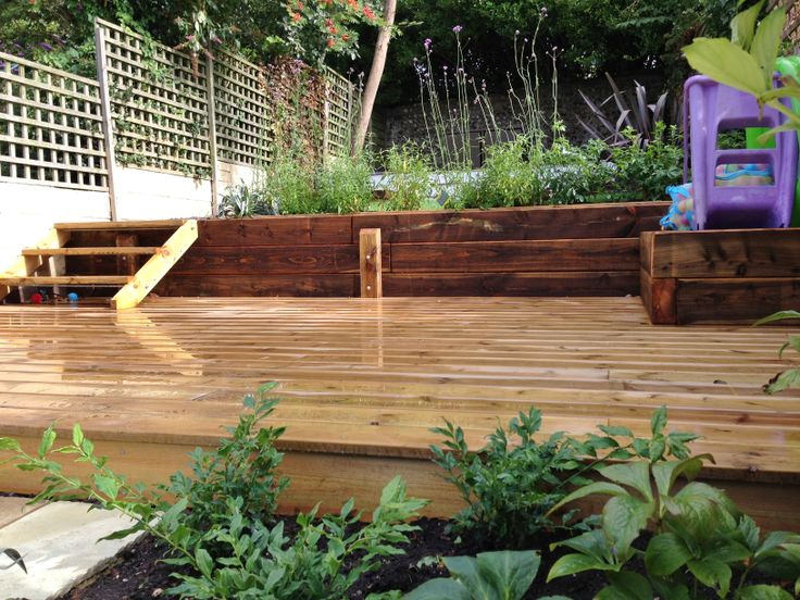 Garden Ideas On Two Levels 39 best garden ideas images on pinterest | garden ideas