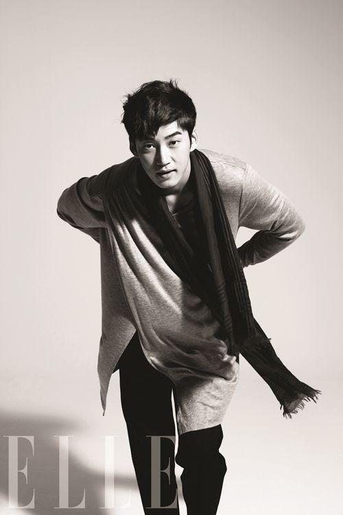 Yoon kye sang abs