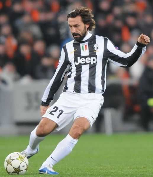 Andrea Pirlo Top 10 Best Penalty Takers in Football World http://www.sportyghost.com/top-10-best-penalty-takers-in-football-world/