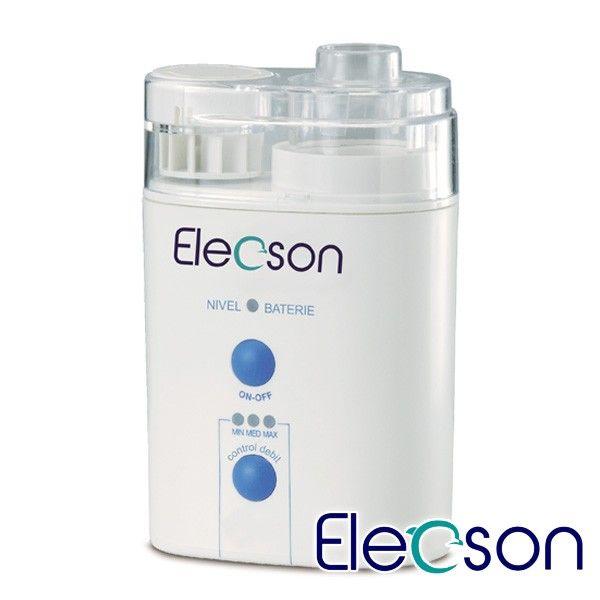 EL009 - Aparat aerosol cu ultrasunete indicat in tratamentul astmului, alergiilor si altor probleme respiratorii. http://www.neomed.ro/el009-aparat-aerosol-cu-ultrasunete.html