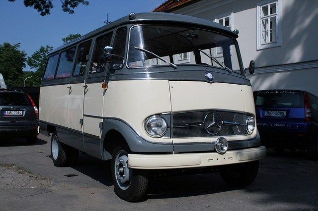 1965 MERCEDES-BENZ L 319 for sale | Classic Cars For Sale, UK