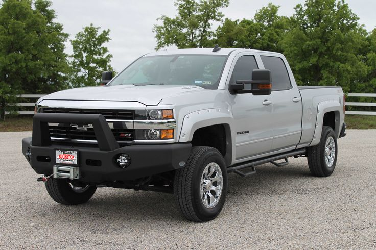 2015 Chevy 2500 Buckstop Truckware Inc Boss Grill
