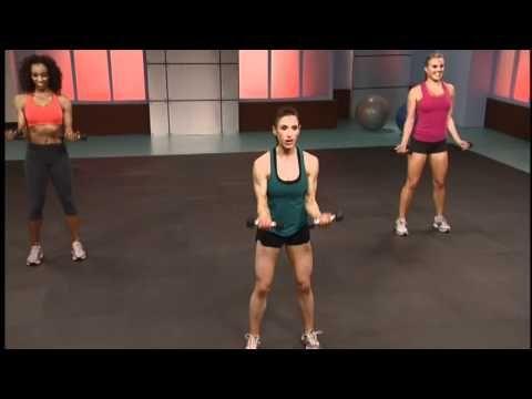 Strength Training. Paula Nordin. The Butt Bible Upper Level 1. (20 mins)
