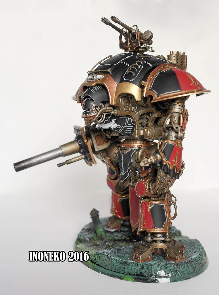 Imperial Knight 40K