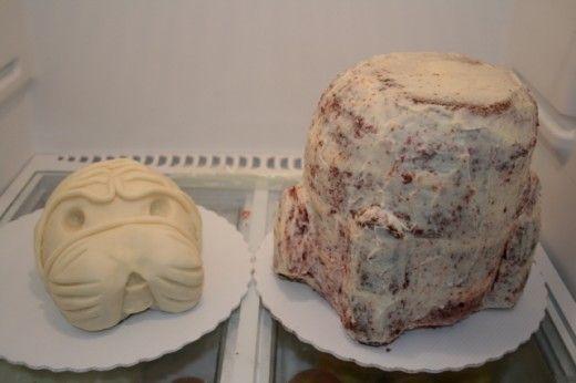 25 Best Ideas About Bulldog Cake On Pinterest Fondant