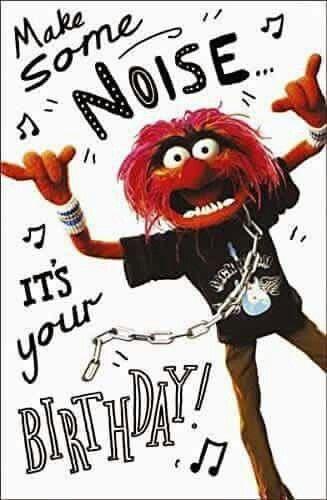 Make some noise!!!!!!!