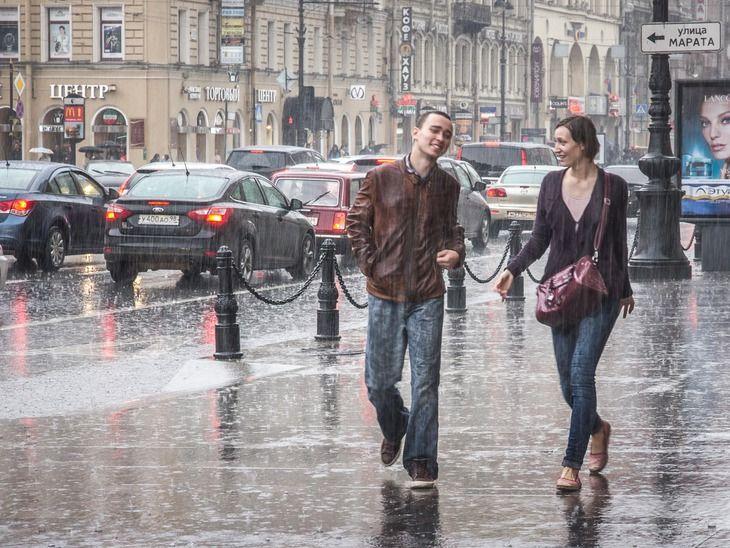 Про дождливое настроение