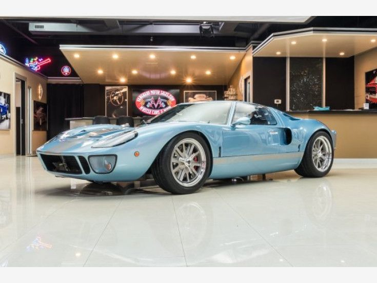 1965 Ford Gt40 For Sale Near Plymouth Michigan 48170 Classics