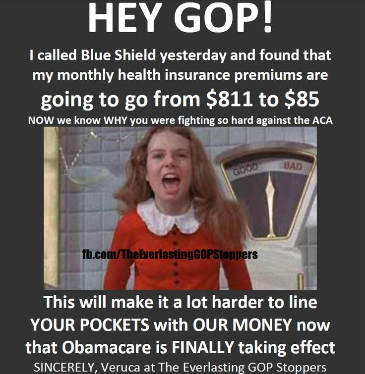 (Veruca)  was literally crying on the phone with Blue Shield. True story.  Original post here: http://on.fb.me/1hm7YcI