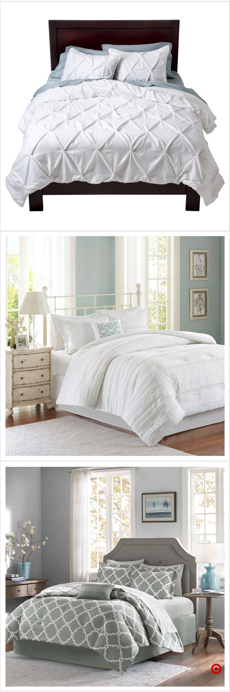 Shop Target for comforter set you will love at great low prices. Free shipping on orders of $35+ or free same-day pick-up in store.