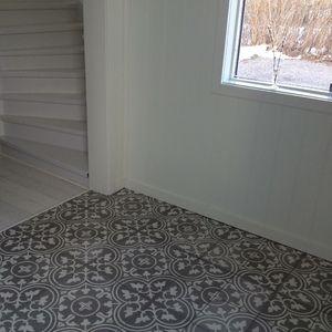 Marrakech design - versailles gråvit