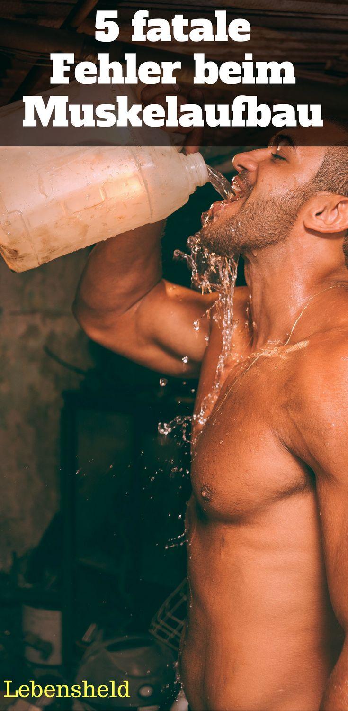 3 fatale Muskelaufbau Fehler, die deine Fortschritte zerstören.