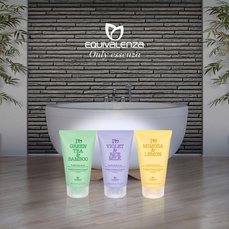 Nuevos productos para hacer del ritual de ducha una experiencia nueva: texturas sorprendentes y aromas únicos.  #ILove #Ducha #Shower #CuidadoPersonal #PersonalCare #Cosmética #Cosmetics