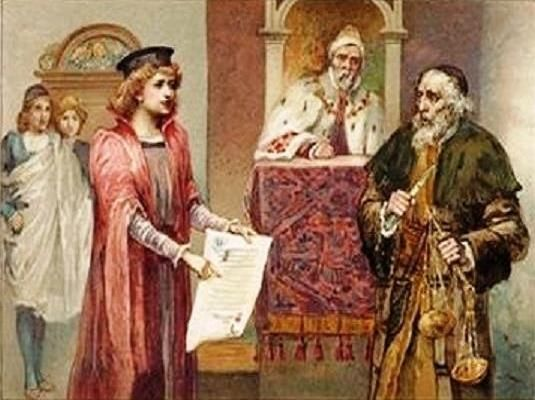a research on william shakespeares the merchant of venice Plot summary of and introduction to william shakespeare's play the merchant of venice, with links to online texts, digital images, and other resources.