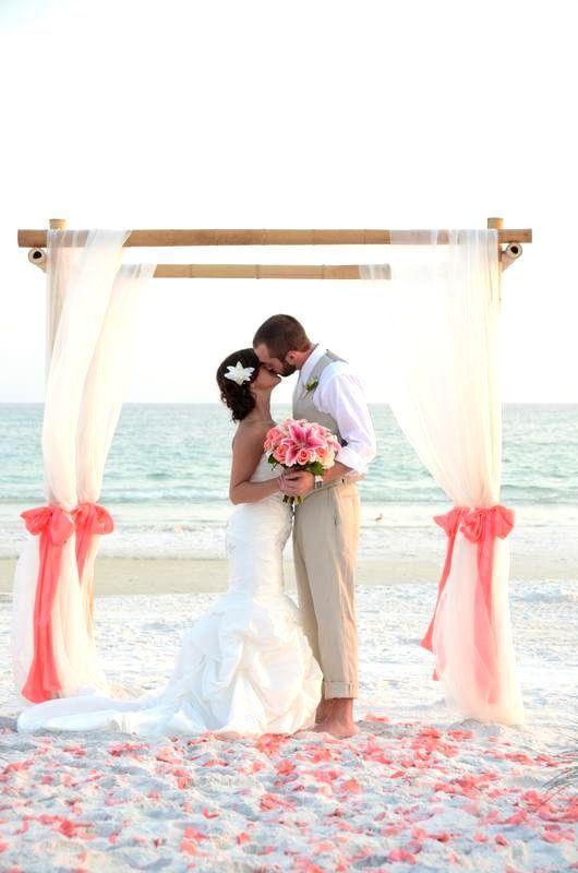 開放感に満ち溢れたビーチでの結婚式おしゃれまとめ♡ウェディング・ブライダルの参考に♪