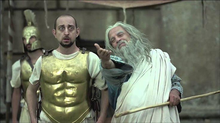 Διαφήμιση ΟΠΑΠ Στοίχημα - Ζουγανέλης - Έλληνες Vs Πέρσες (Αρχαία Ελλάδα)...