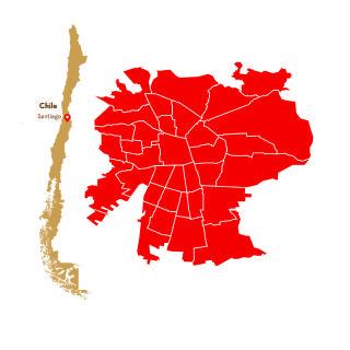 Busqué como una gila el mapa de santiago vectorizado y no lo encontré.. y me tuve que dar la paja de hacerlo, mula, pero lo hice, lo comparto para quien lo necesite, modifiquelo, úselo, da igual :D  el de Chile es de la página https://www.freevectormaps.com y el de Santiago es mio, pobre, pero mio jajajaja :)  #trazado #mapa #santiago #chile #vector #.ai #illustrator