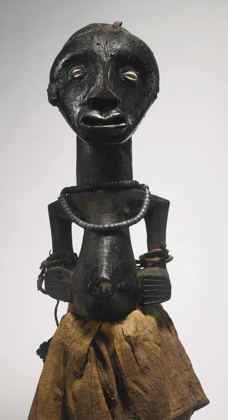 Songye Power Figure, Democratic Republic of the Congo | lot | Sotheby's