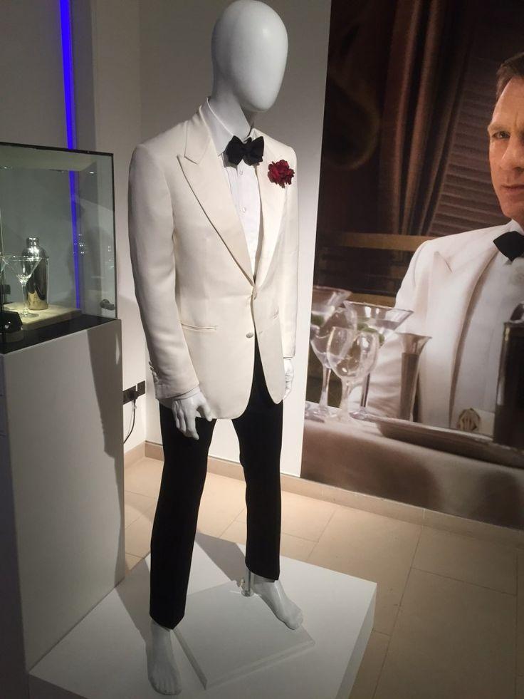Tuxedo james bond style dress