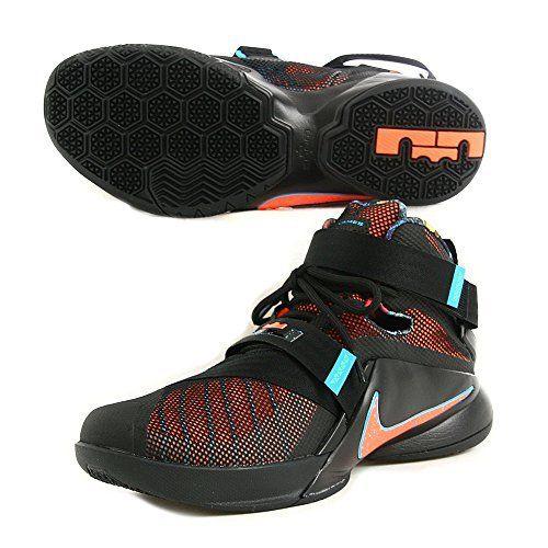 big sale 75d63 726b7 ... spain nike lebron soldier ix mens basketball shoes 749417 08411.5 black  82cfb 719af