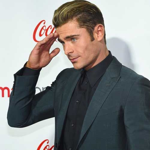 Best Zac Efron Hairstyle Pictures Men S Hairstyles Zac Efron
