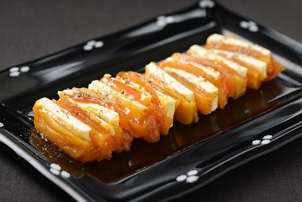 干し柿バター