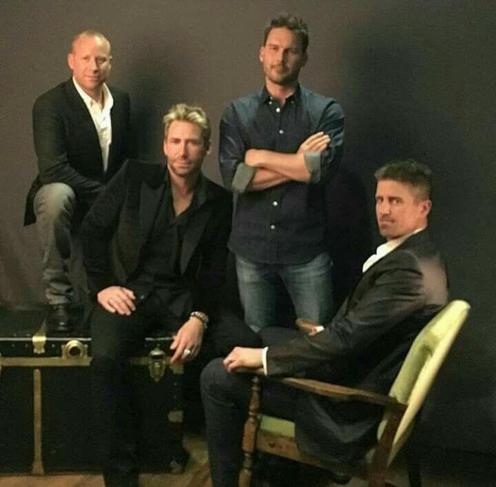 Nickelback 2016 European Tour