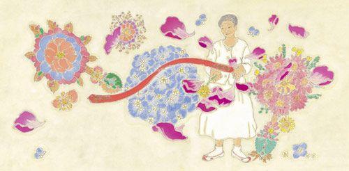 권윤덕의 <꽃할머니>는 종군 위안부 피해자인 고 심달연 할머니의 인생을 그린 책이다. 할머니의 고통을 우리의 고통으로 체험하게 된다. 이렇듯 그림책은 세계를 더 깊고 넓게 담아낼 수 있는 창이다.