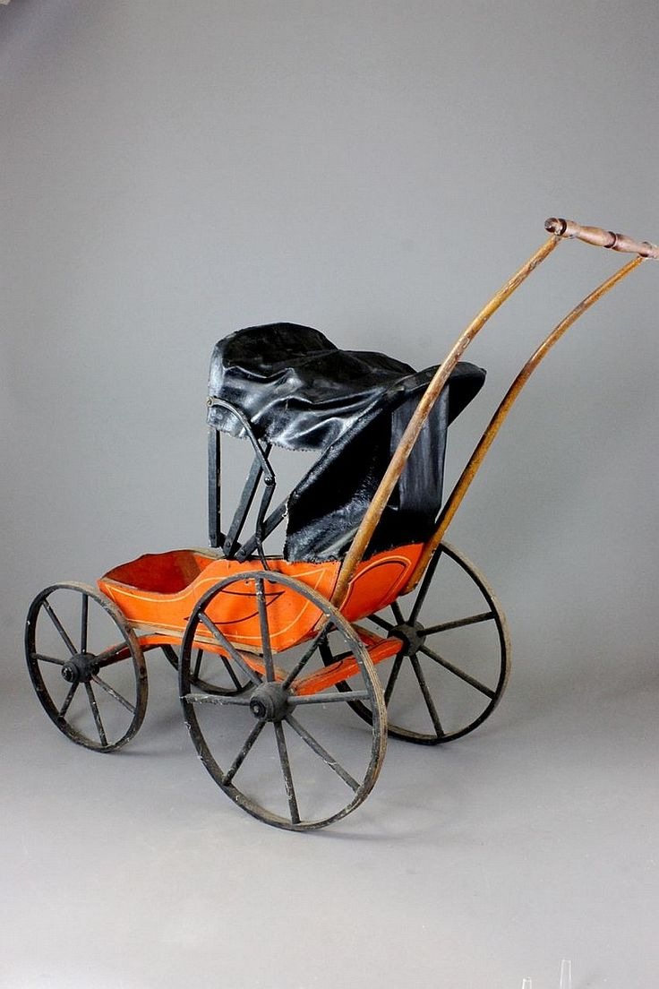 17 Best Images About Antique And Vintage Baby Doll Prams