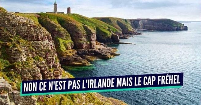 Top 10 Des Paysages En France Qui Ressemblent Le Plus A L Irlande Topito Irlande Paysage France Tourisme En France