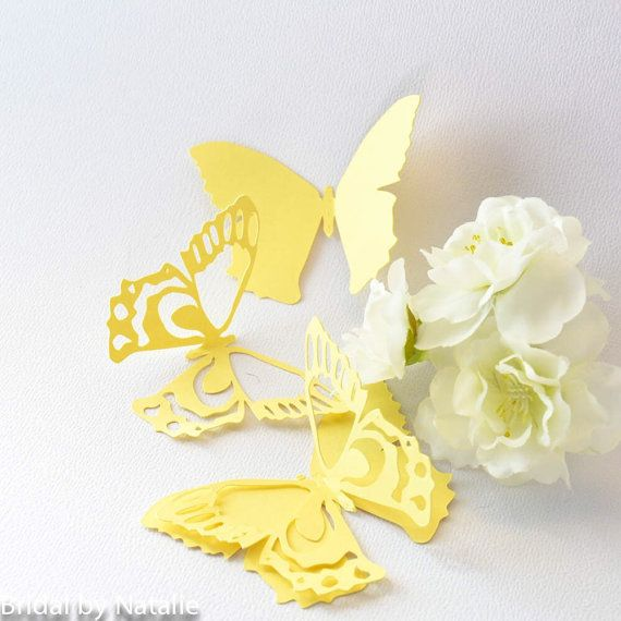 17 best Butterfly Wall Decor images on Pinterest | Butterfly wall ...