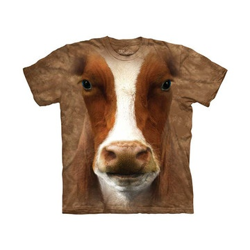 Moo Tee, 19€, now featured on Fab.