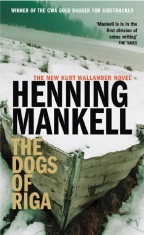 Henning Mankell, The Wallander series - I hated the idea of detective novels until I read these, brilliant.