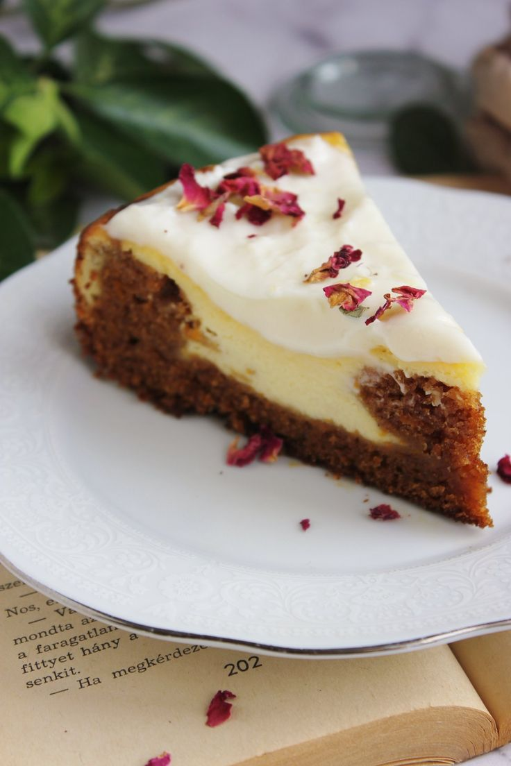 Két kedvenc egy sütiben – Répatortás sajttorta | Ízből tíz