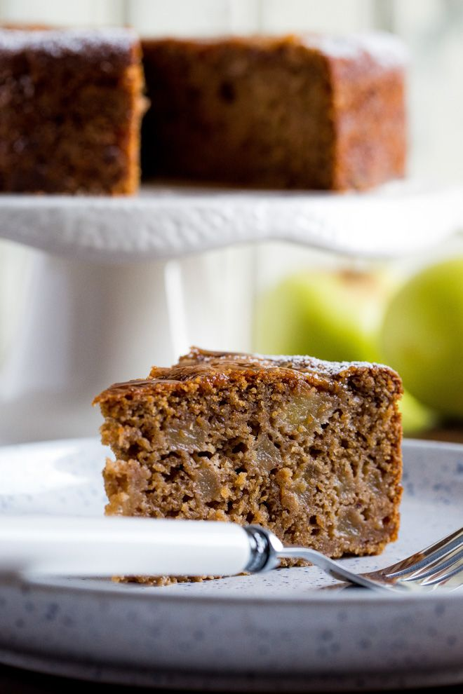 Vegan Apple Cake – An Easy Recipe   The Cook & Him