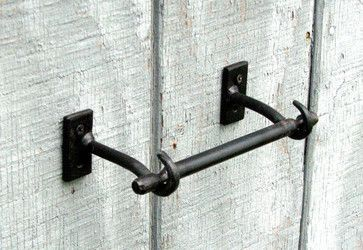 Hand-Forged Iron 3-Piece Toilet Paper Holder by VinTin Welding & Fabricating - contemporary - toilet accessories - Etsy