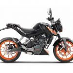 2017 KTM Duke 200 priced in India at Rs. 1.43 lakh