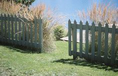 Fencing materials and the labor required to install them can drain a family's budget. You can cut costs by installing your own fence using recycled rather than factory-fresh materials. Companies ...