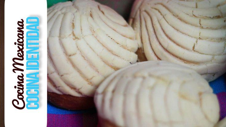 Como hacer conchas panader a mexicana recetas mexicanas - Como hacer conchas finas ...