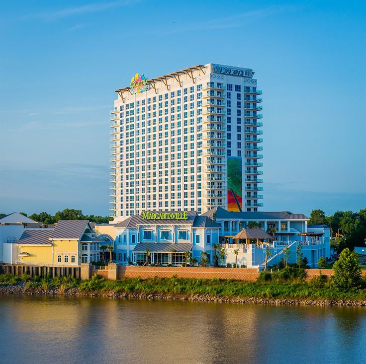 BOSSIER CITY, Lousiana - Margaritaville Resort Casino