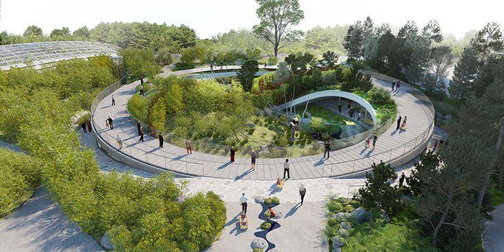 Bjarke Ingels to Design Panda Habitat at Copenhagen Zoo