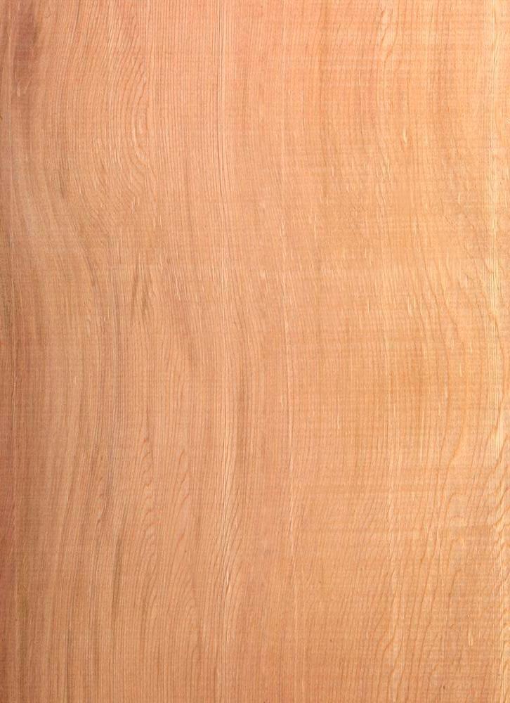 Western Red Cedar (WRC) - hårdttræ. Copyright: Keflico A/S.