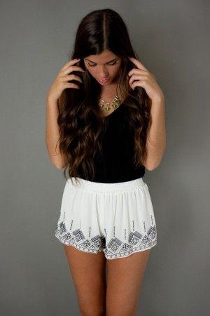 The 25  best Flowy shorts ideas on Pinterest | Casual summer ...